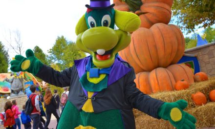 "Una festa da ""paura""? A Gardaland il Magic Halloween"