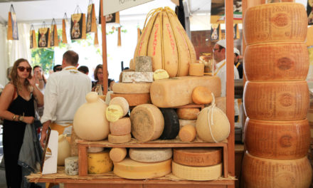 """Cheese"": il mondo lattiero-caseario si riunisce a Bra"
