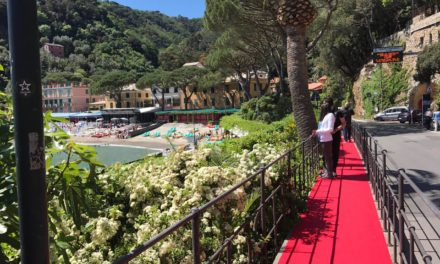 "Liguria, un'estate da star con 27 ""red carpet"""