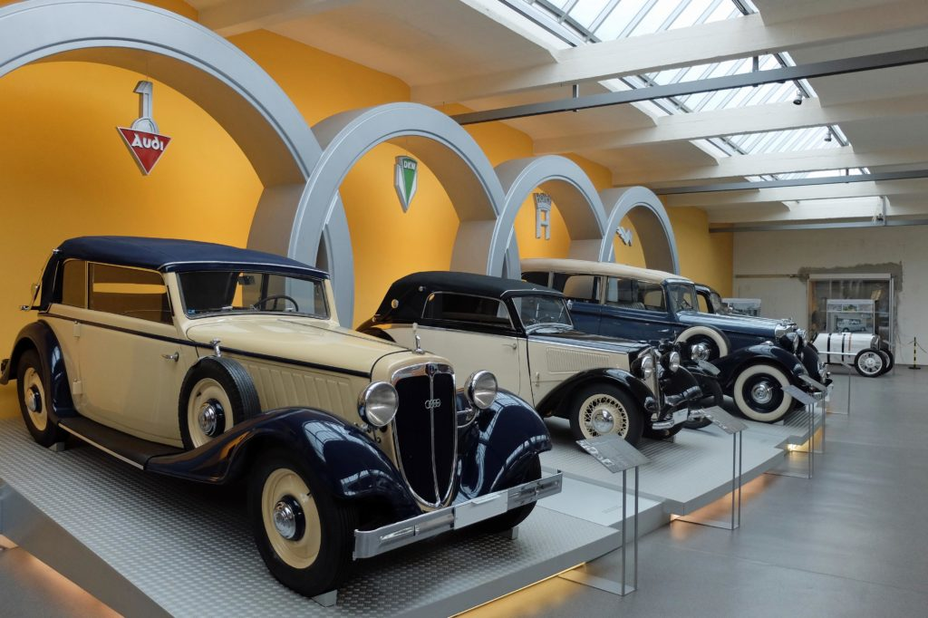 Sassonia August Horch Museum