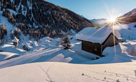 "Svizzera Turismo lancia la campagna invernale ""Upgrade your winter"""